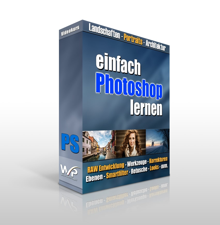 Photoshop Grundlagen – Videokurs