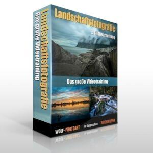 Landschaftsfotografie – Videokurs